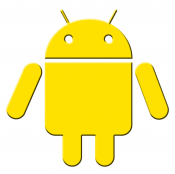 android sprint yellow