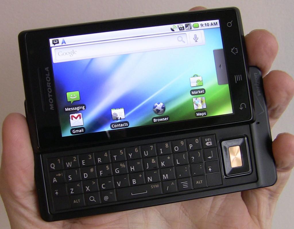 Motorola DROID for Verizon