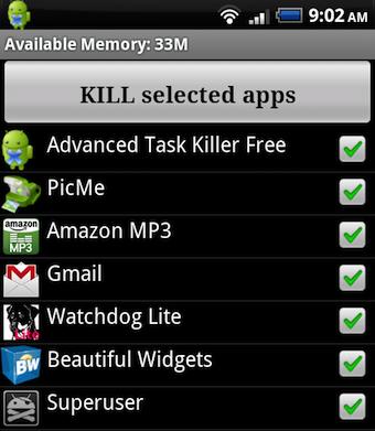 App killer