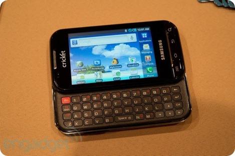 Samsung Indulge Cricket
