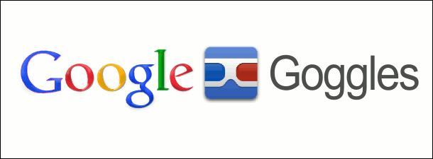 Google Goggles logo - Google failed products