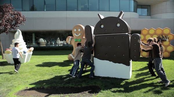 История ОС Android: ее имя, происхождение и многое другое