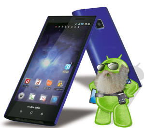 Panasonic-Eluga-with-Old-Man-Android