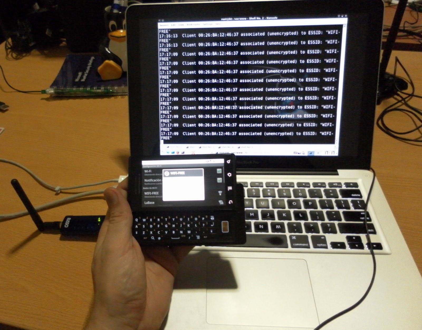 aircrack для смартфонов android