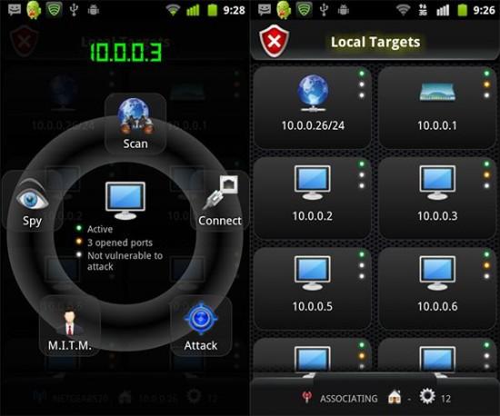Android as a Pentesting Platform