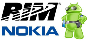 How Android can save RIM & Nokia