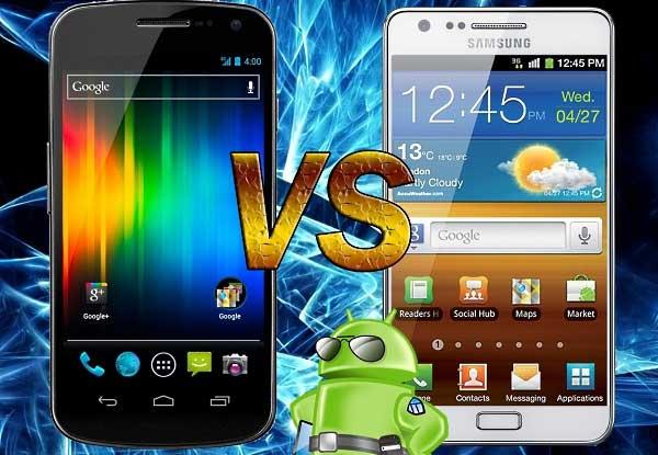 Nexus-vs-s3