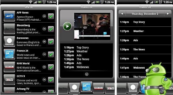 free satellite tv software  for laptop