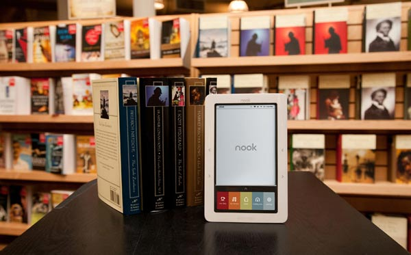 Barnes & Noble's Nook