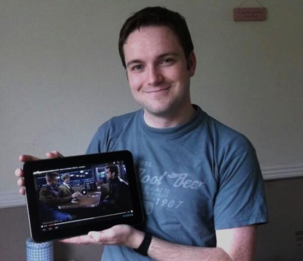 SmartQ tablet winner