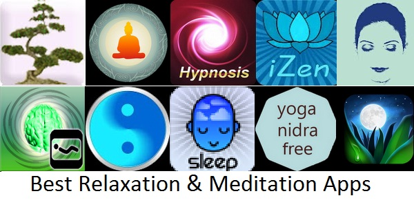 Best Apps For Relaxation