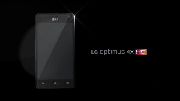 lg optimus4x hd
