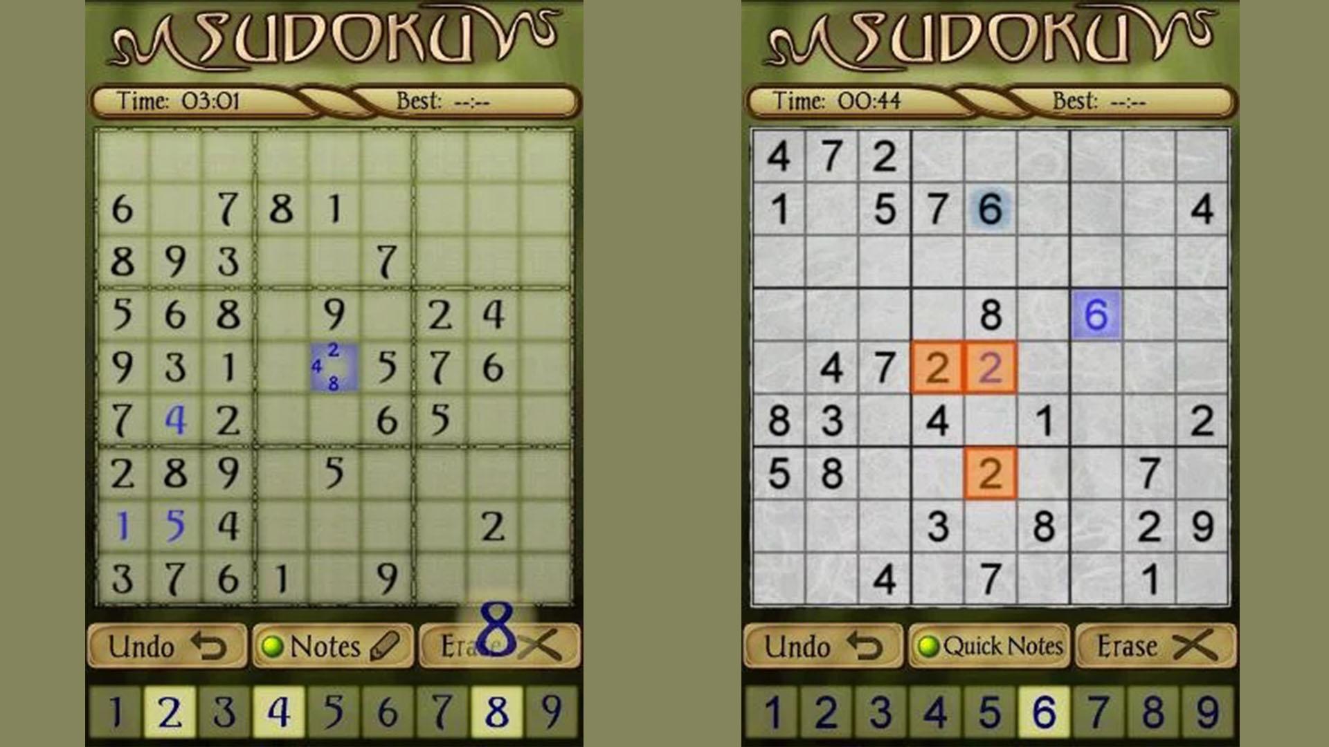 AI Factory Limited Sudoku screenshot