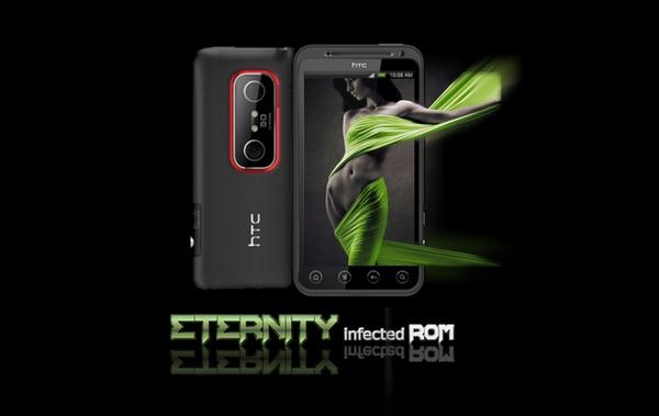 InfectedROM Eternity HTC Thunderbolt