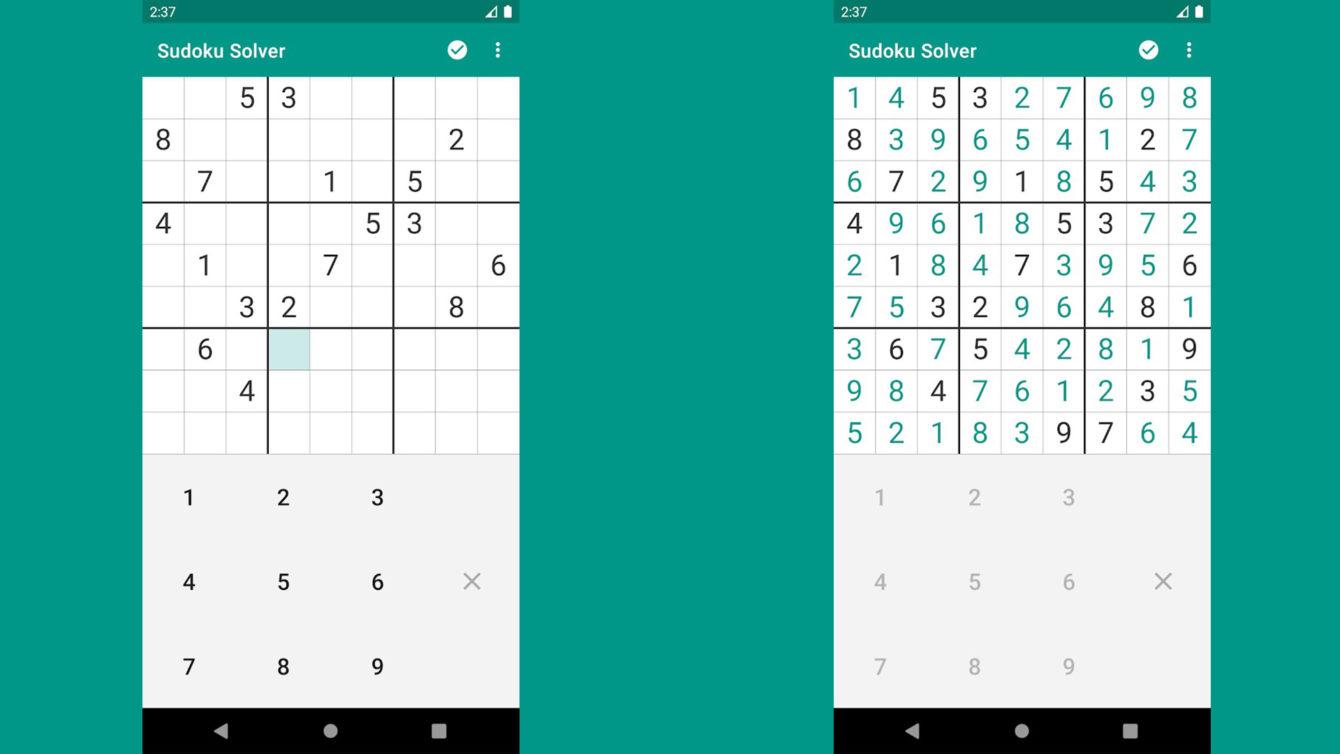 OkayCode Sudoku Solver screenshot