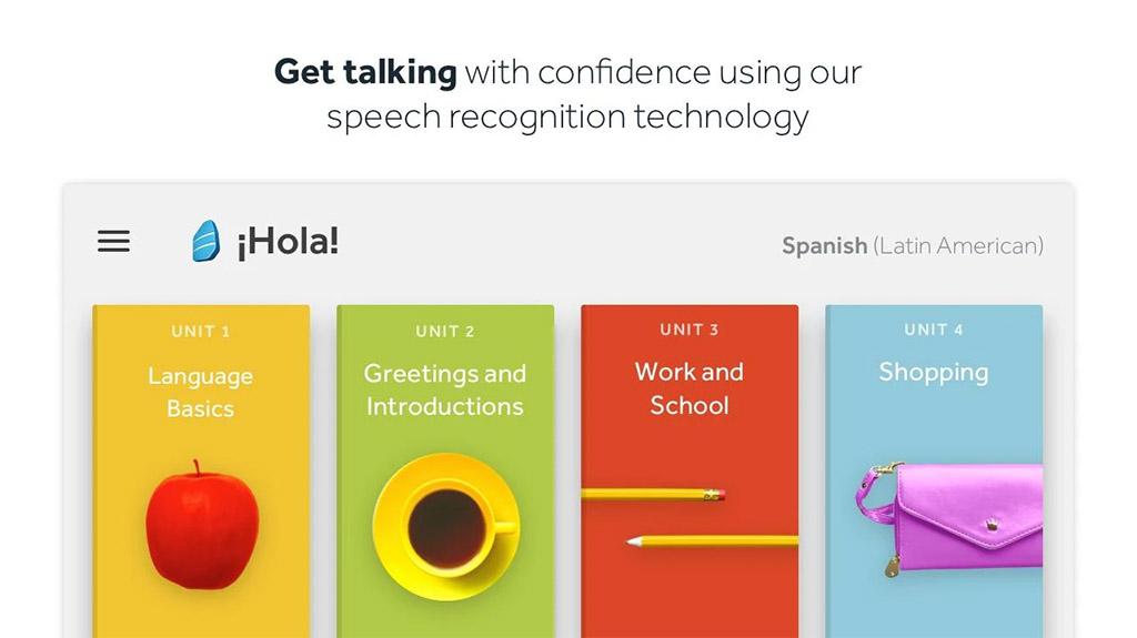 Rosetta Stone - best language learning apps