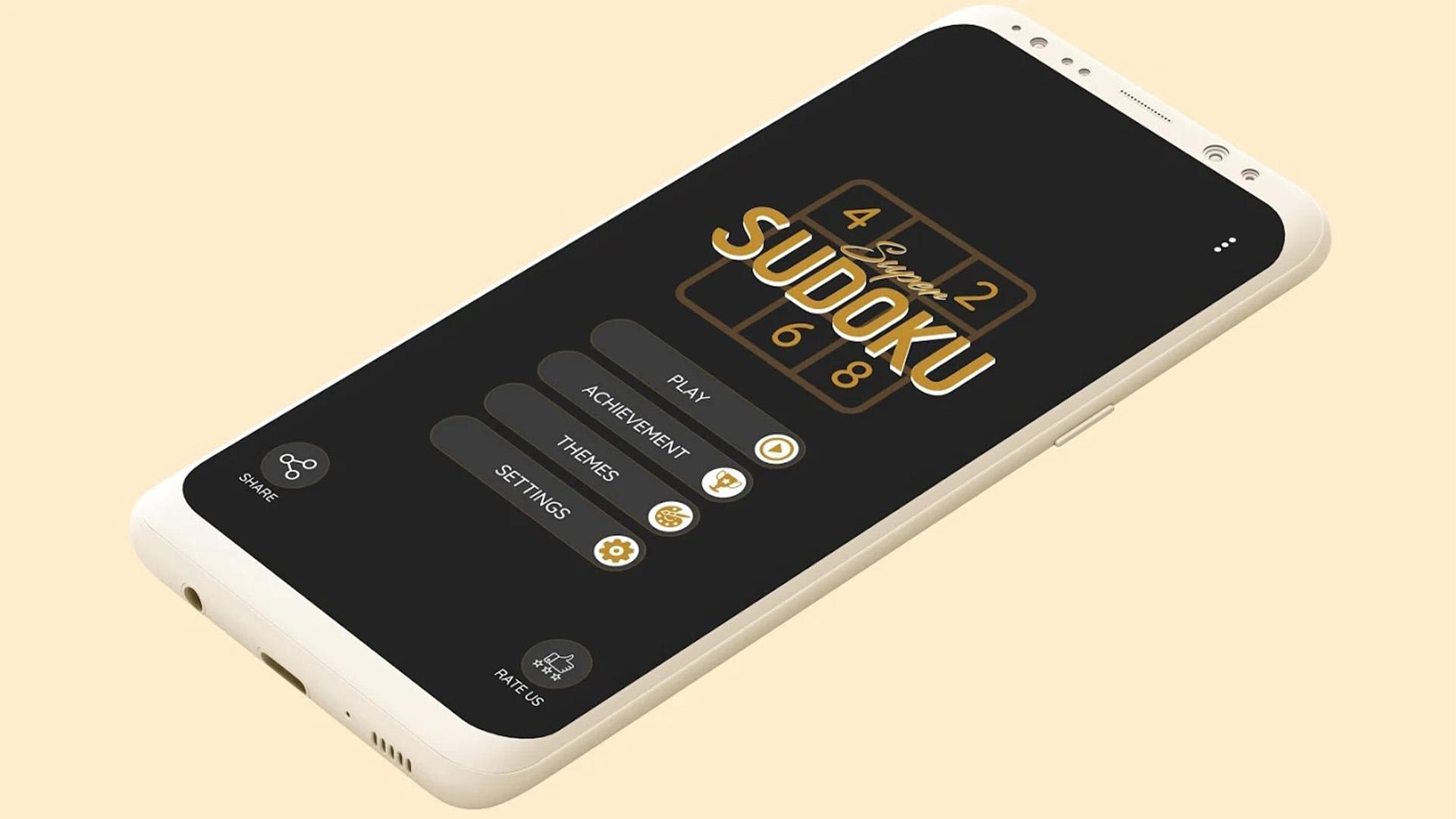 Super Sudoku screenshot