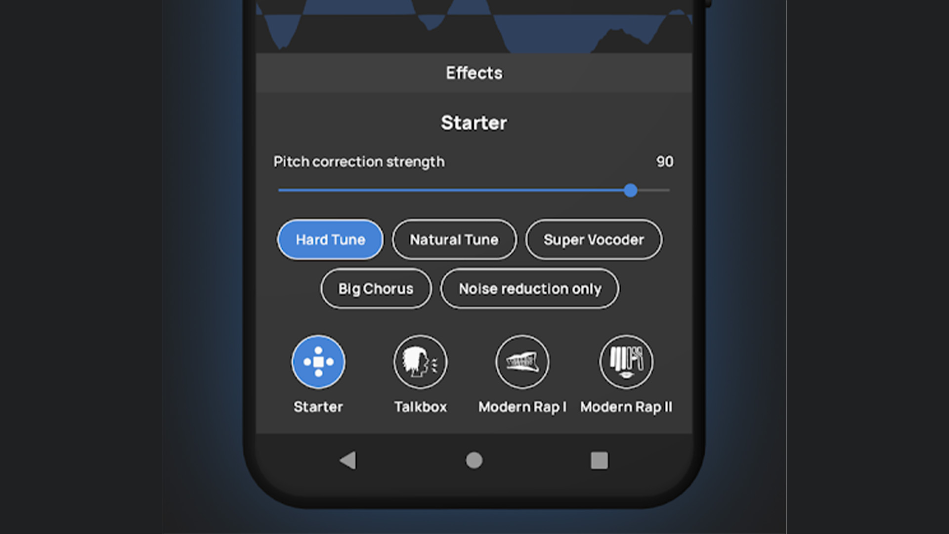 Voloco best singing apps for Android