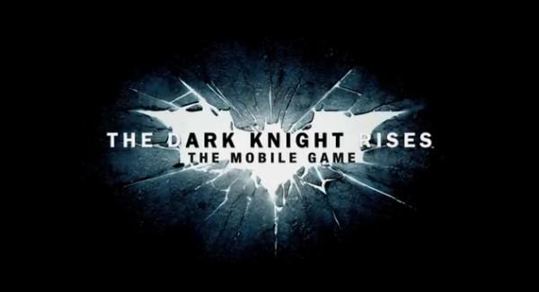 The Dark Knight Rises Game