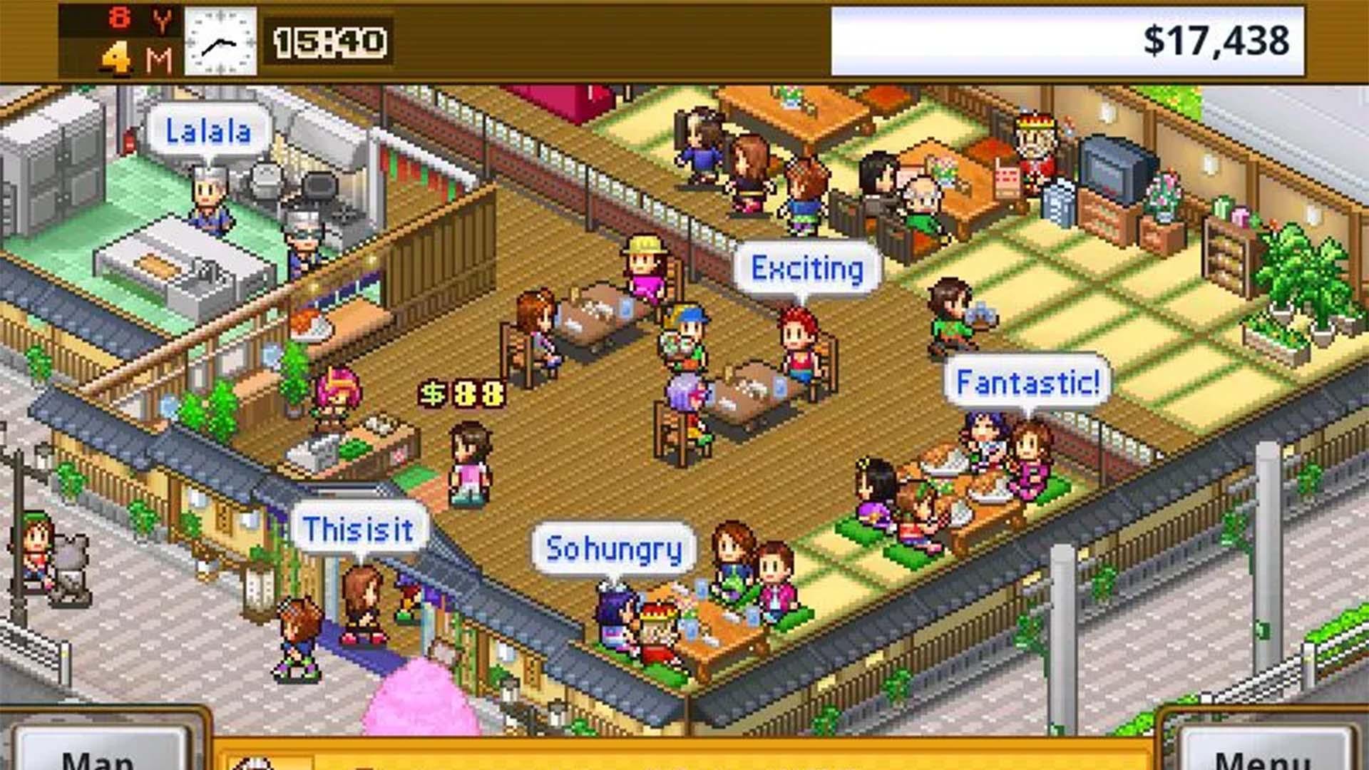 Cafeteria Nipponica screenshot