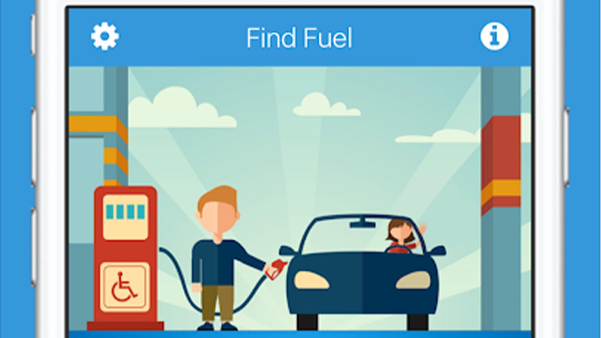 fuelService best cheap gas finder apps