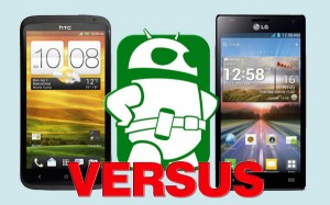 htc one x vs lg optimux 4x hd