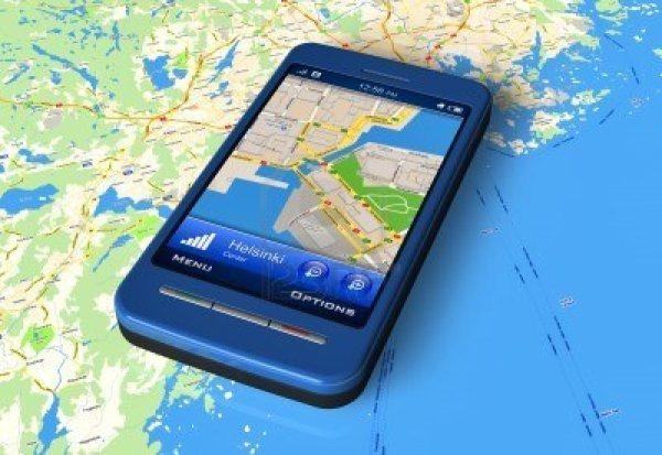 smartphone gps hack