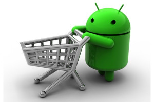android smartphone shopping