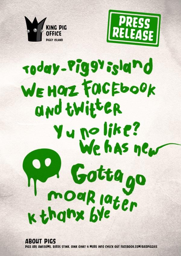 Rovio Angry Birds new game