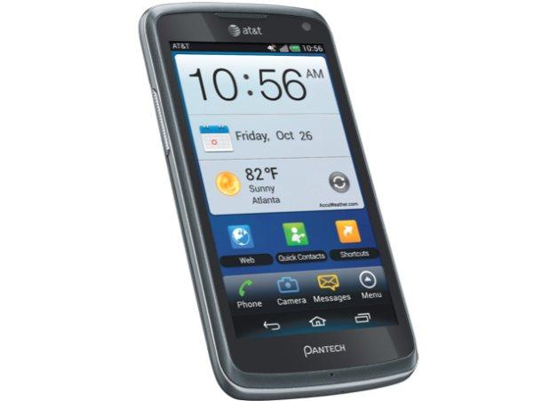 AT&T Pantech Flex LTE
