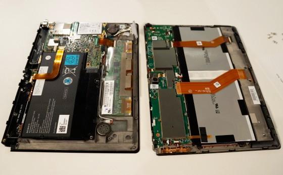 Sony Xperia Tablet Teardown