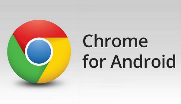 Chrome Android WebRTC