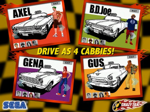 Crazy Taxi from Sega for Android