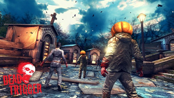 The Halloween update for Dead Trigger has arrived!