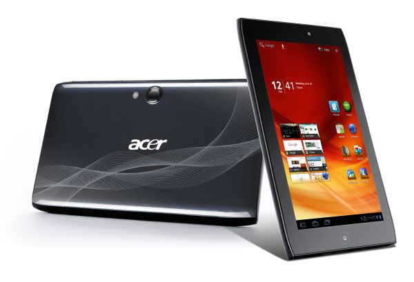 Acer Iconia Jelly Bean Update