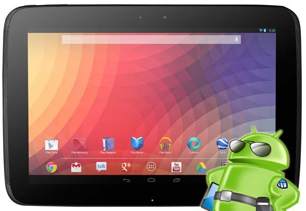 Nexus 10 giveaway