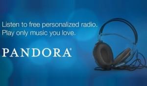 pandora radio android app