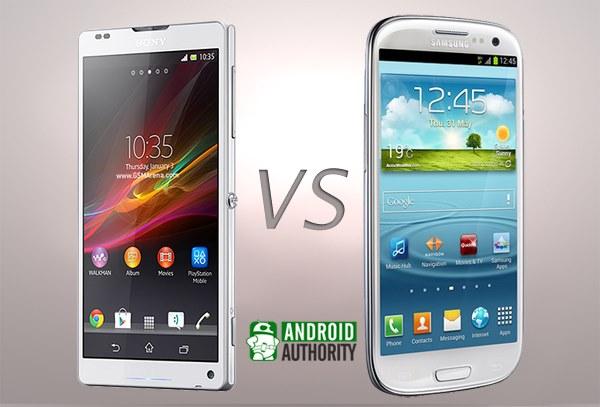 Sony_Xperia_ZL_vs_Galaxy S3