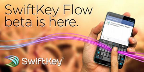 SwiftKey Flow beta