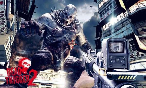 dead trigger 2 madfinger