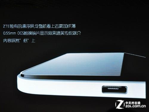 zte ogs 0.55mm display