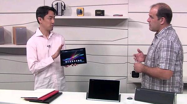 Sony-Xperia-Tablet-Z-video