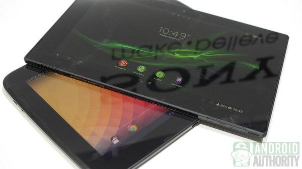 Sony Xperia Tablet Z vs Google Nexus 10 aa 600px (3)