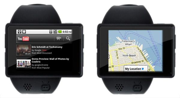androidly watch