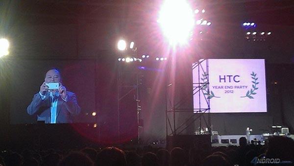 HTC M7 Peter Chou