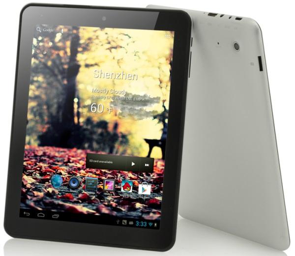 vader 8 inch tablet