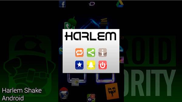 Harlem Shake Android