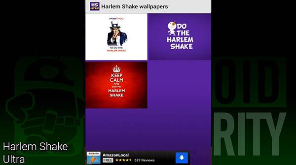 Harlem Shake Ultra