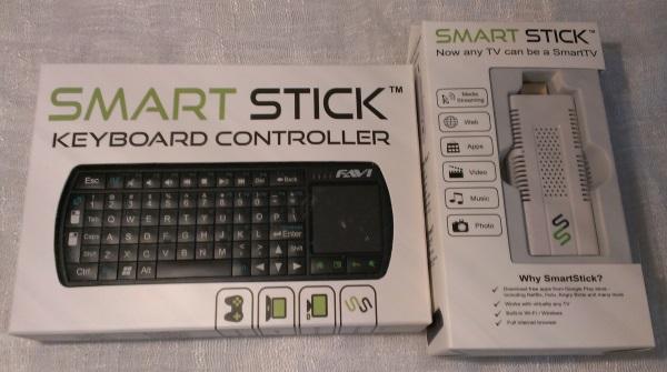 SmartStick - in box