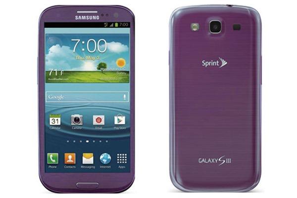 Sprint-Galaxy-S3 purple